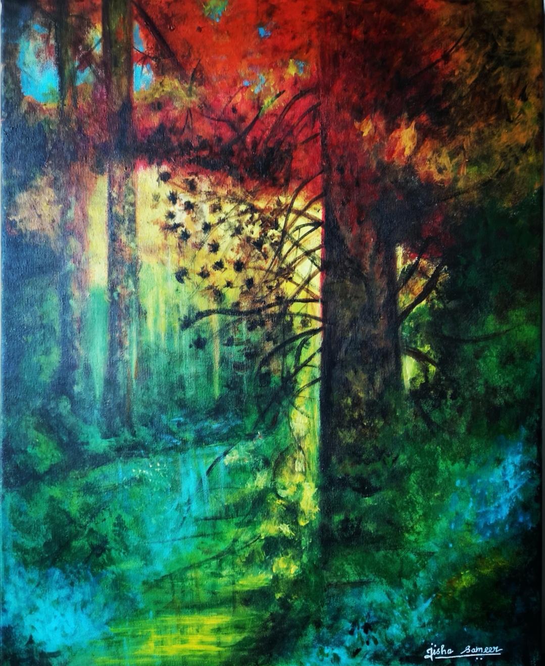 Jisha Sameer - The Nature