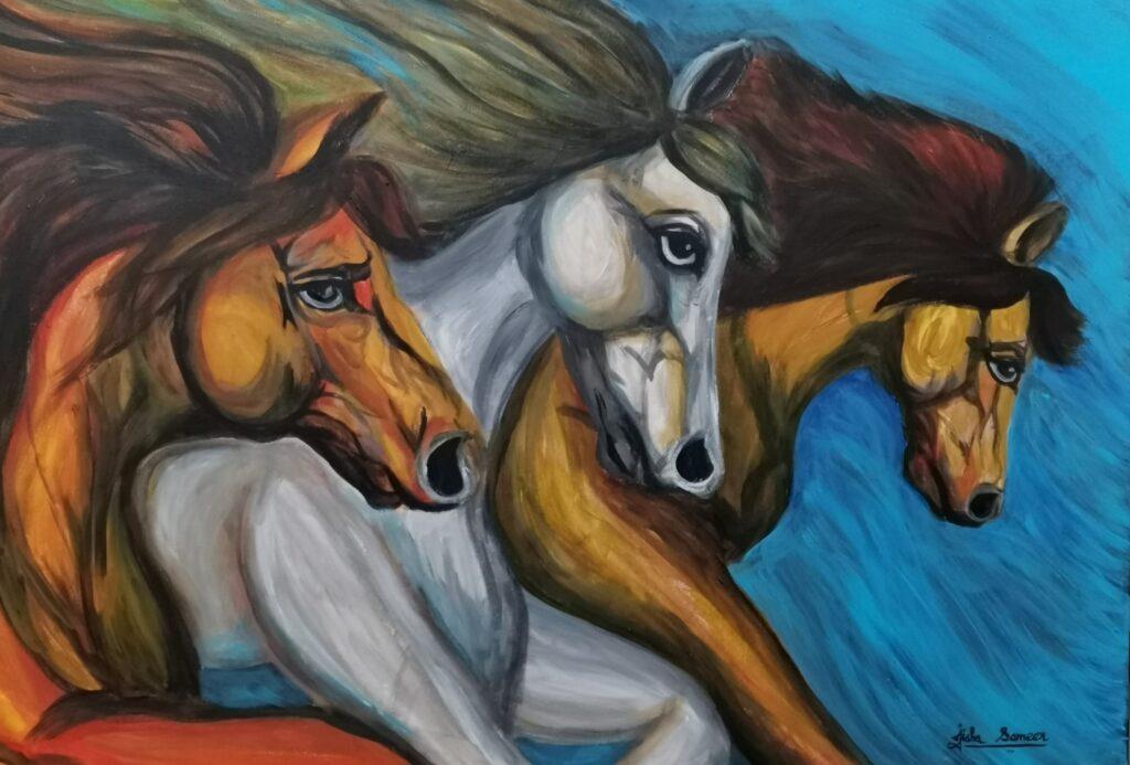 Jisha Sameer - The Race