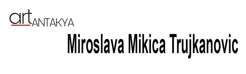 Miroslava Mikica Trujkanovik